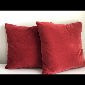 Set of 2 Accent Pillows